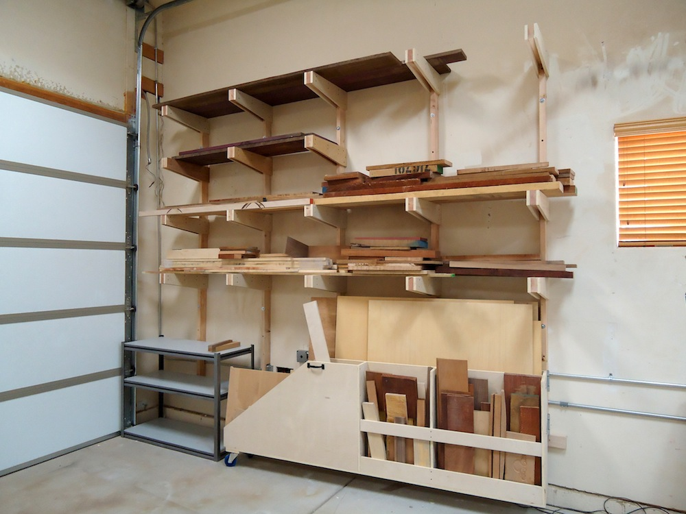 Woodworking Plans And Simple Project Wood Clamp Carrier