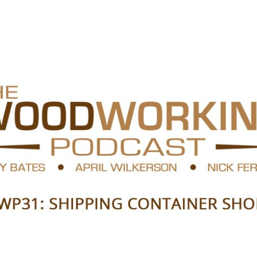TWP31: Shipping Container Shop