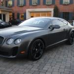 Flat_Black_Bentley_Continental_GT_Supersports