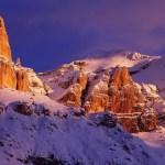 Gruppo del Sella, Trento, Belluno, Bolzano (Sella Group Mountain