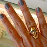 This skull ring could be yours...