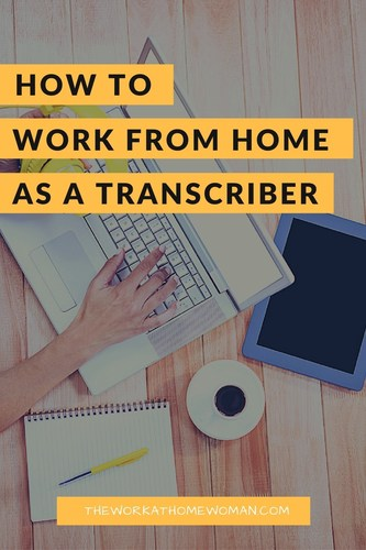 to Work From Home as a Transcriber - how to develop a sales training plan