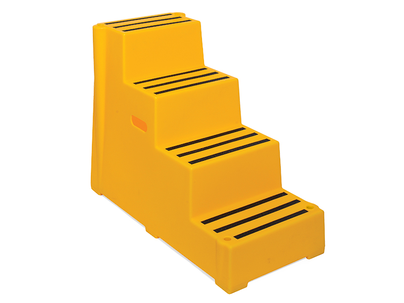 Buy 4 Step Plastic Steps Free Delivery