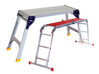 Folding Work Platform Free Delivery