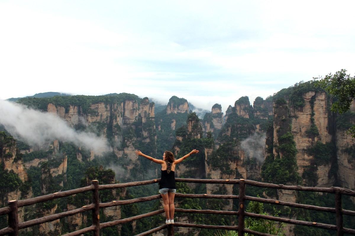 """Avatar"" Mountains exist… in China - Zhangjiajie"