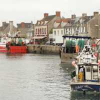 A little French fishing village: Barfleur
