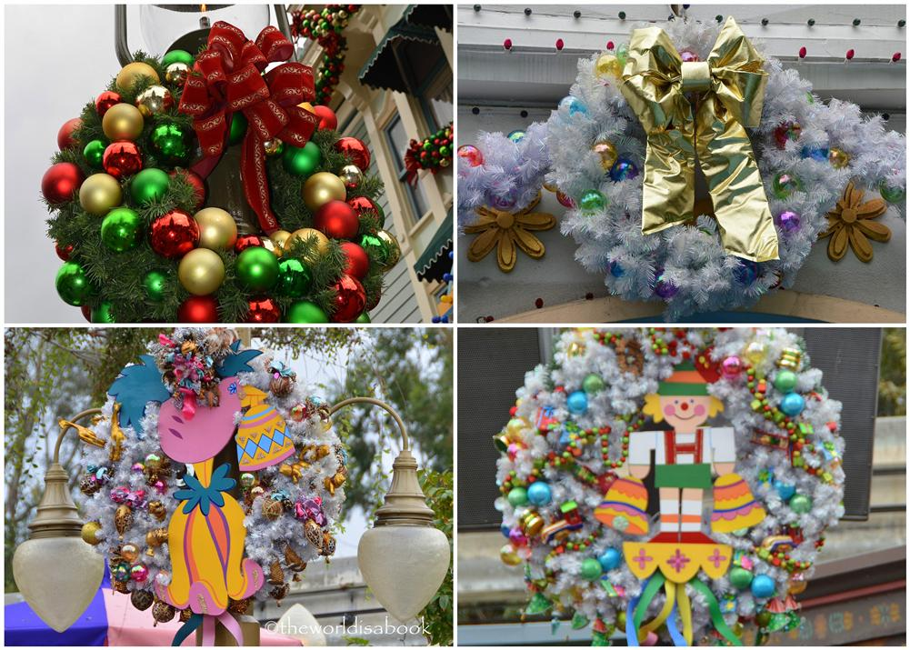 The Magic of Christmas at Disneyland - The World Is A Book - disneyland christmas decorations