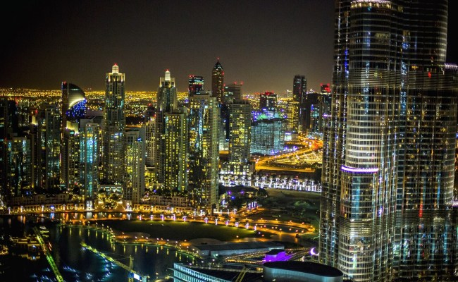 A Brief History Of Dubai