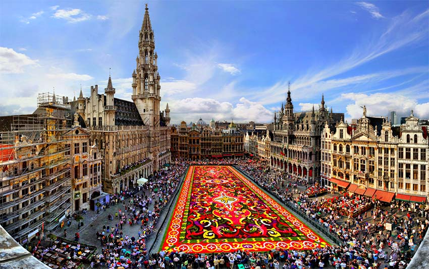 PLAZA DE BRUSELAS