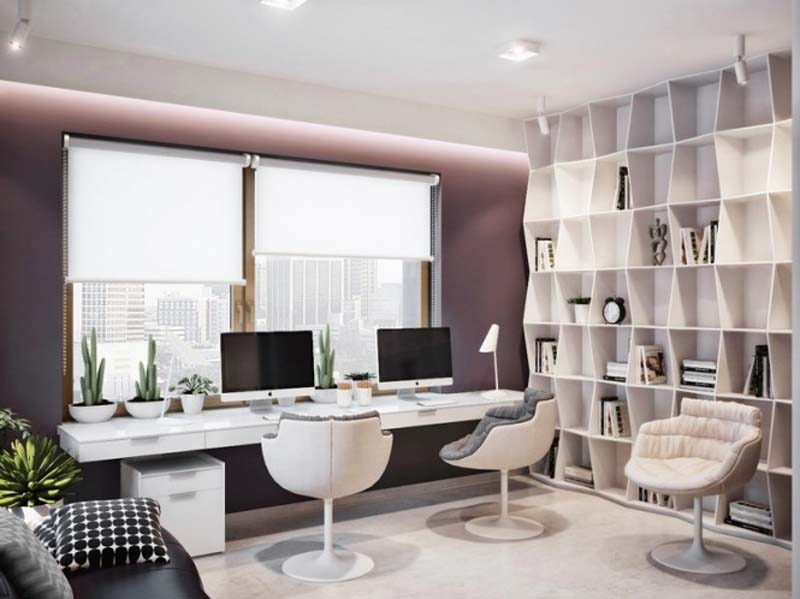 Pleasing 30+ Home Office Design Gallery Design Inspiration Of - modern home office design