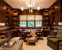 Traditional Home Office Decorating Ideas