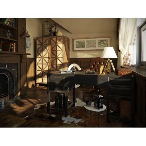 Medium Crop Of Rustic Home Office