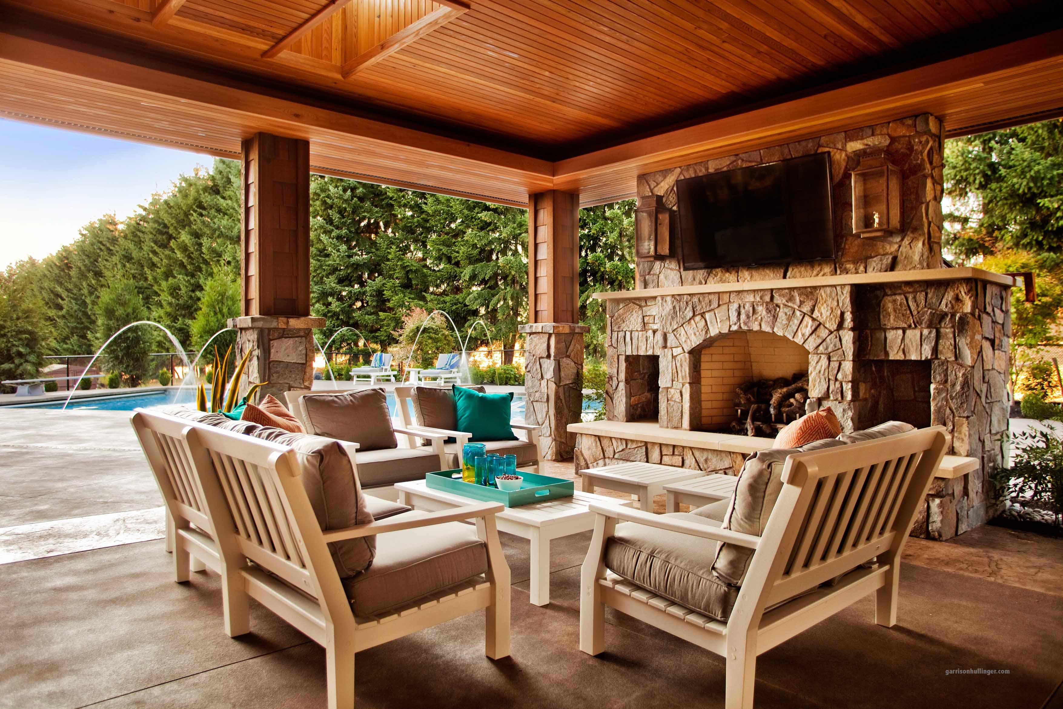 15 Incredible Rustic Outdoor Design Ideas