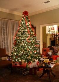 25 Stunning Christmas Living Room Decor Ideas