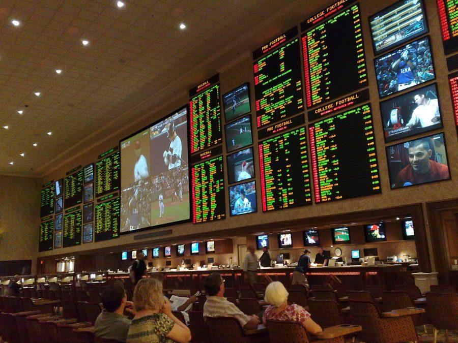 Sports betting should be legal