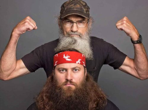 Si Robertson and his nephew, Willie Robertson, will leave their ...