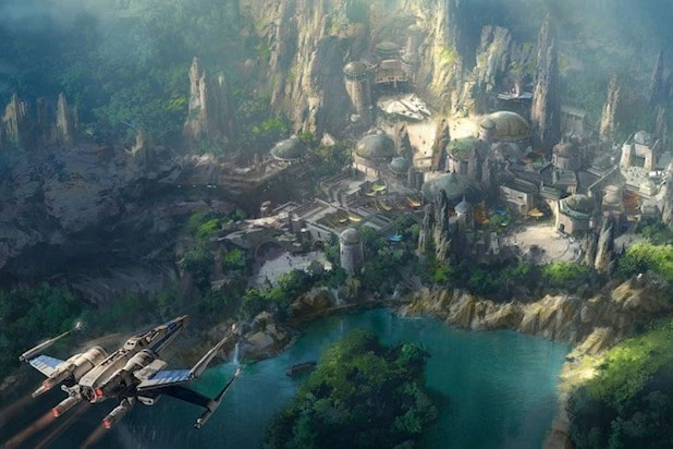 Free Disney Fall Wallpaper Disney Releases Concept Art For Star Wars Land