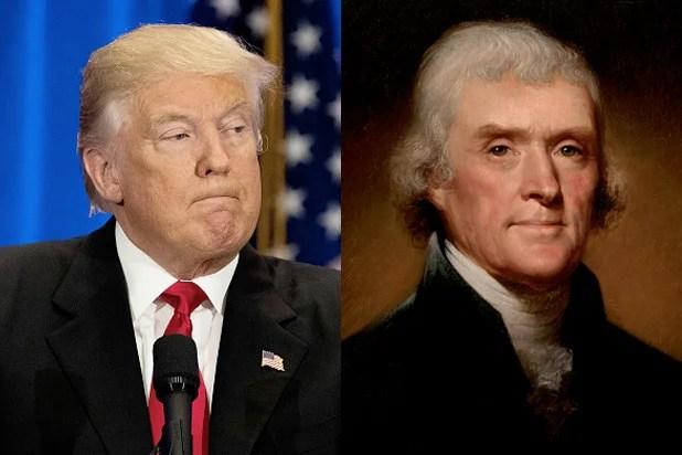What Thomas Jefferson and Alexander Hamilton Teach Us About Donald Trump