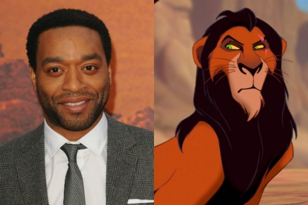 who voices scar in the lion king 1994