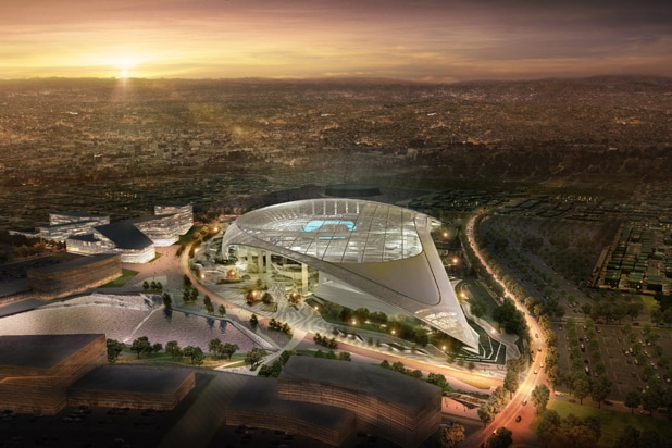 15 Coolest Things About the Upcoming LA Rams and Chargers Stadium