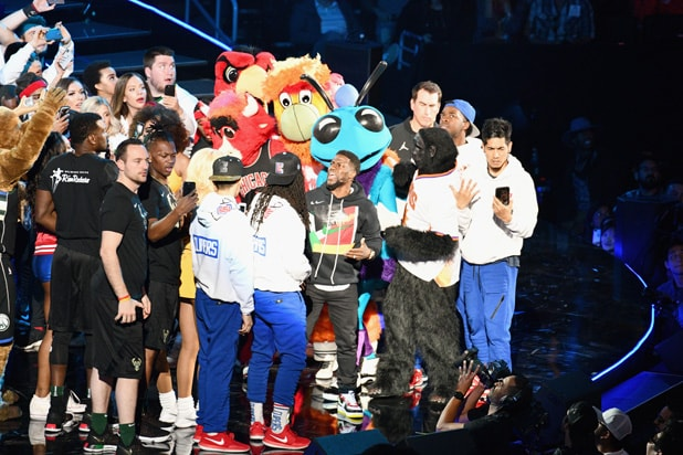 NBA All-Star Game Kevin Hart\u0027s Intro and 8 More Things You Didn\u0027t