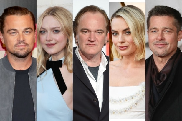How Quentin Tarantino Can Diversify the Very White \u0027Once Upon a Time