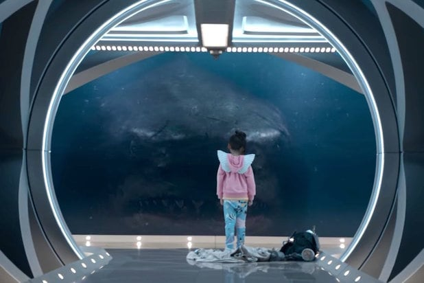 39the Meg39 Devours Box Office With Unexpected 445 Million