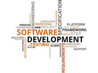 WrightZone Software Development Word Cloud