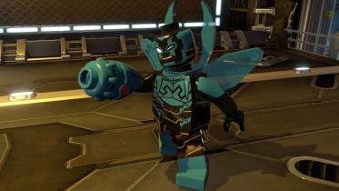 blue beetle LB3