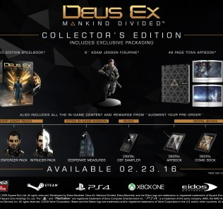 Deus ex release date in Perth