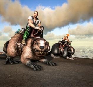 ark beavers