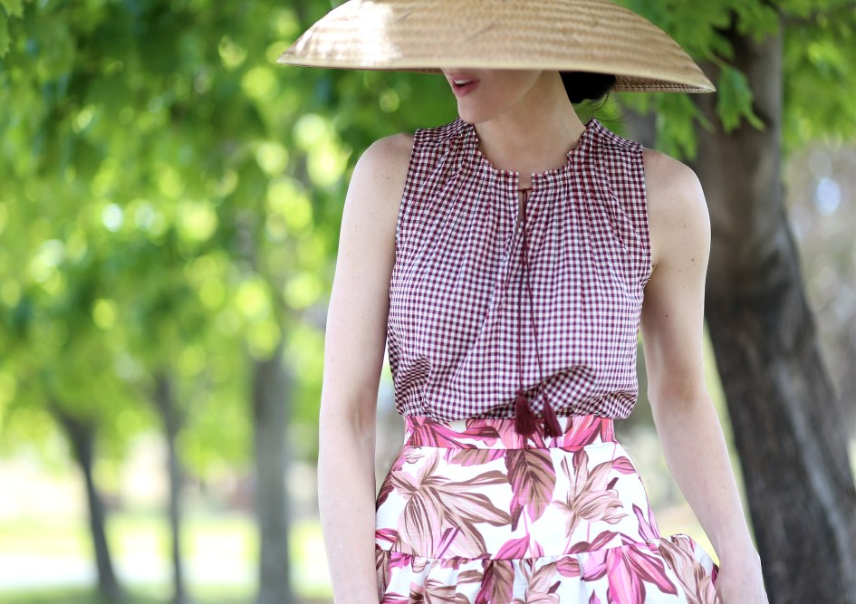 Gingham + Floral 3a