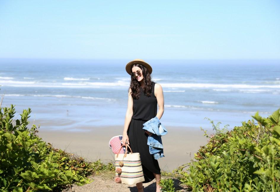 Lilla P Black Dress 3a