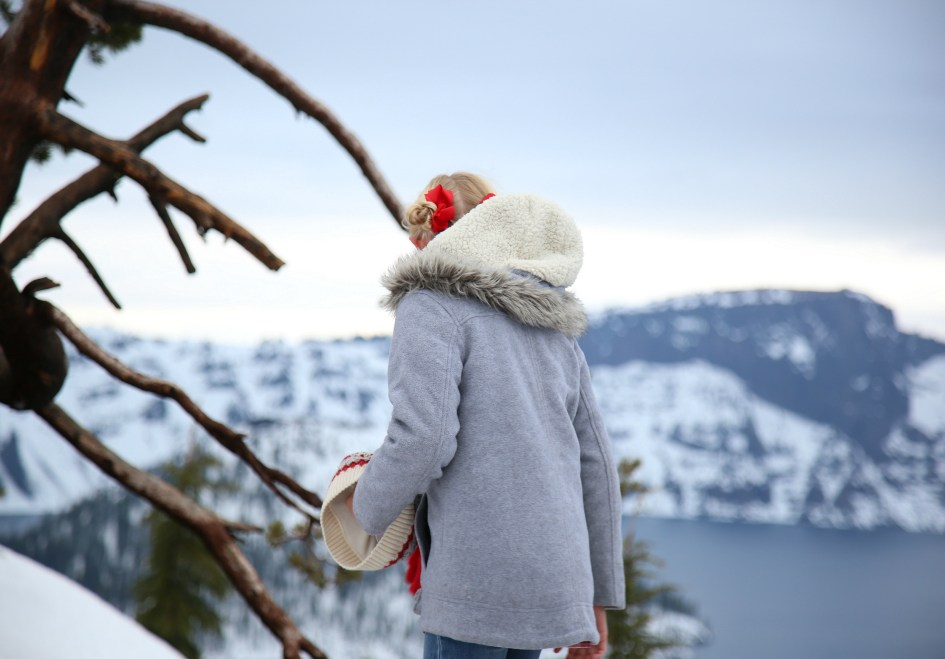 Crater Lake with Lilla P 13a