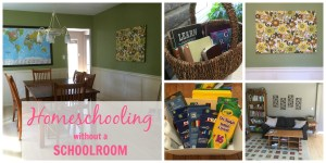 Homeschooling Without a Schoolroom