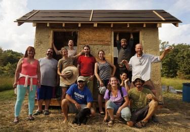 natural building essentials workshop