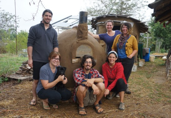Cob Oven Workshop: The Year of Mud