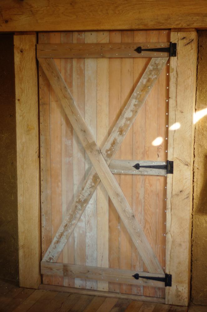 Heavy Duty Homemade Door Design   Building a Custom DIY Door