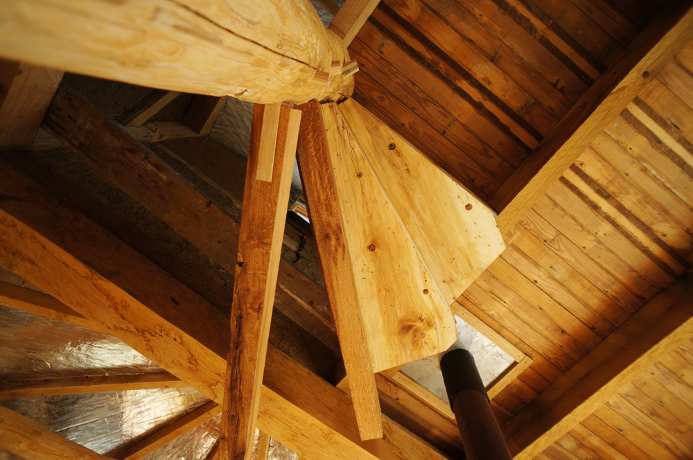 Building A Spiral Staircase