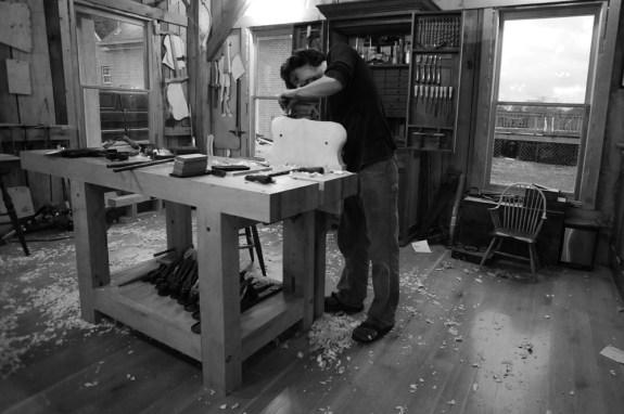 woodworking-workbench