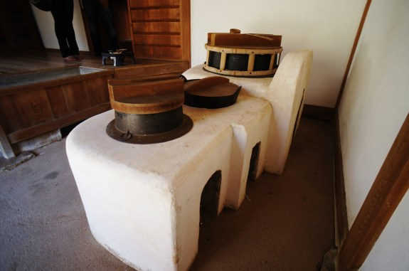 Traditional Japanese Cook Stove