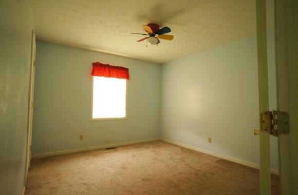 bedroom – before