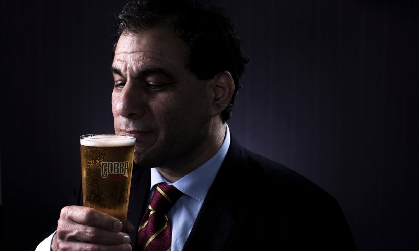 Lord Bilimoria. Source: The Guardian (Jason Alden)