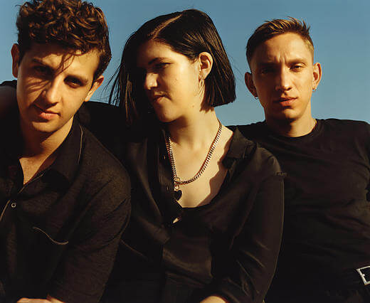 The xx: Jamie Smith, Romy Croft and Oliver Sim