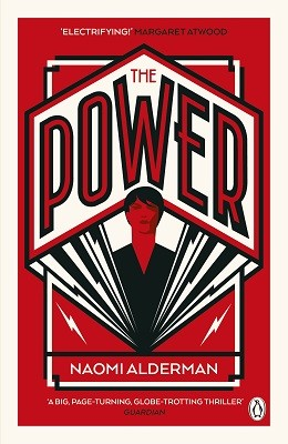 The Power (2016) by Naomi Alderman cover.