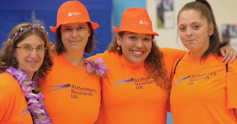 ARUK Volunteers