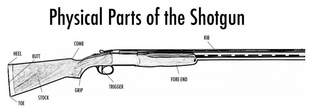 wooden pistol parts diagrams