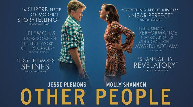 Movie Review Other People The Young Folks