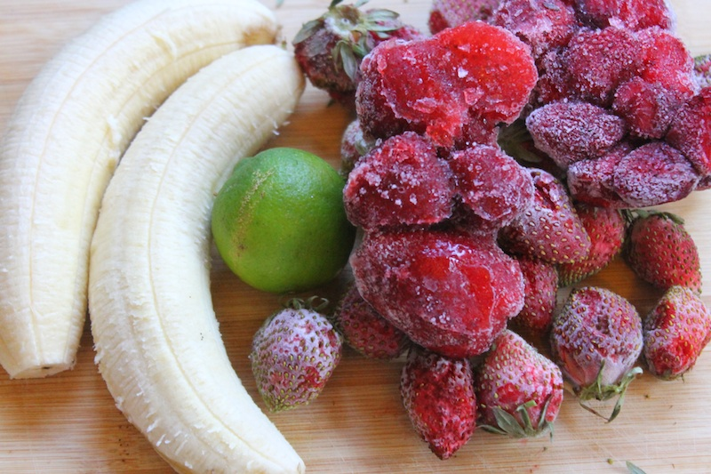 Fruit for smoothie