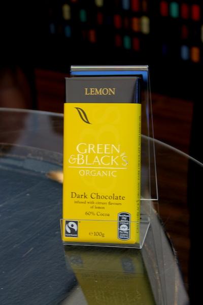 Green & Blacks Lemon Chocolate
